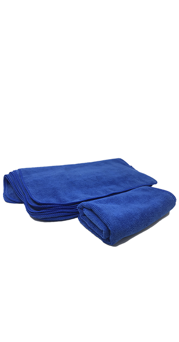Microfiber Cleaning / Polishing Cloth (12 pack) microfiber, cleaning, cloths, towels, bike, bicycle, maintenance, shop, heavy duty